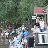 Summer Water Sports Monday Night Ski Show July 1st Holiday at Clevelands House Resort Minett Ontario