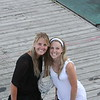Jenna & Brittney at Summer Water Sports Monday Night Ski Show July 1st Holiday at Clevelands House Resort Minett Ontario
