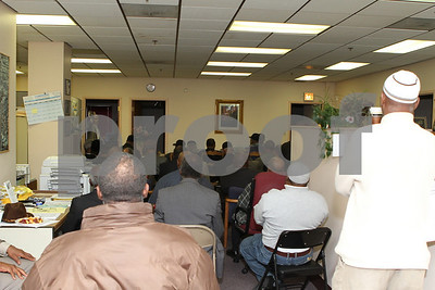 MidWest Imams Mtg 10.4.09 - Chicago