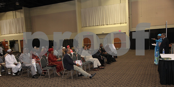 Muslim Convention 09 Day 2: Chicago, Illinois