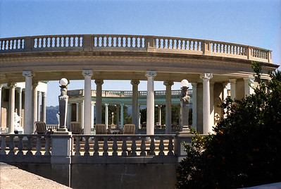 Hearst Castle, 2001