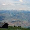 Atop Baldy, at 9000 feet above sea level