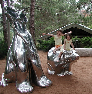 2006   San Diego Zoo  ,  Disney California , Princess  Lunch 021