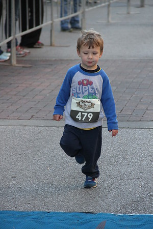 Lil' Shavers Fun Run