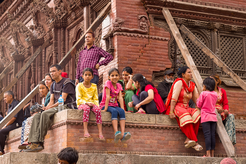 Durbar Square, Kathmandu, Federal Democratic Republic of Nepal