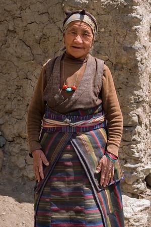 Dhakmar Village, Upper Mustang, Federal Democratic Republic of Nepal