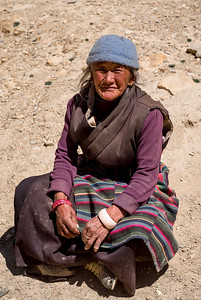 Choser Village, Upper Mustang, Federal Democratic Republic of Nepal