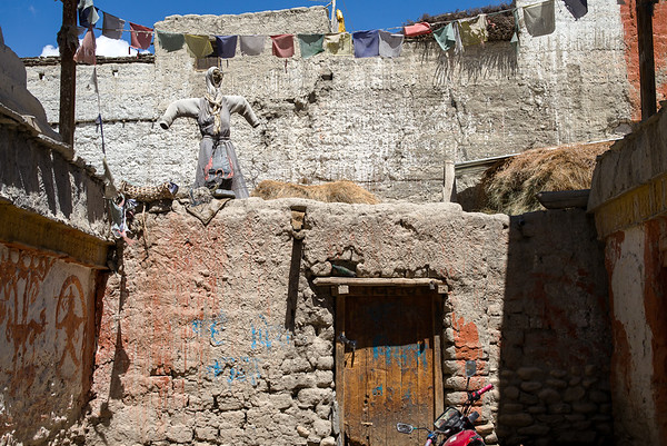 Upper Mustang, Federal Democratic Republic of Nepal