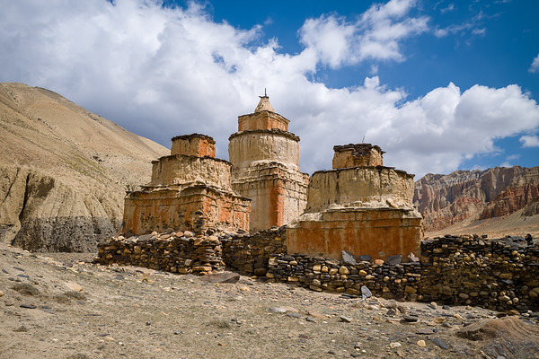 Upper Mustang, Federal Democratic Republic of Nepal