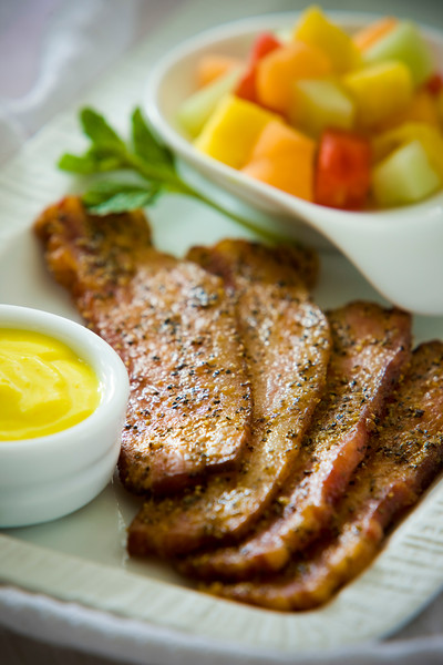 Sugar & Spice Back Bacon
