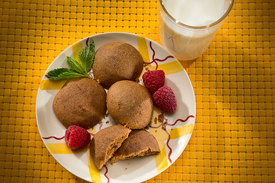 Marvellous Molasses Cookies