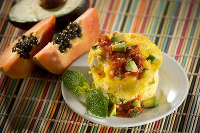 Quick Spanish Breakfast Tortilla