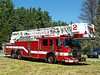 Fitchburg Tower Ladder 2 - 2003 Pierce Dash 85' Rearmount Tower