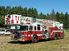 Westford Tower 1 - 2002 Pierce Dash 2000/300 100' Rearmount Tower