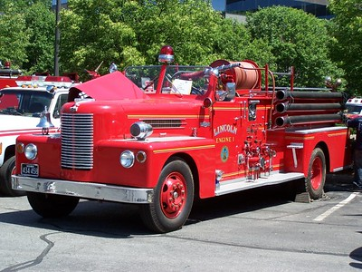 Massachusetts Antique Fire Apparatus Association Muster Lynnfield, MA 6/13/2009
