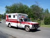 Beverly Emergency Management Unit 124 - 1980's GMC Command Post