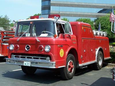 Massachusetts Antique Fire Apparatus Association Muster Lynnfield, MA 6/14/2008