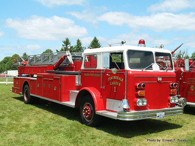 Rhode Island Antique Fire Apparatus Society Muster Portsmouth, RI 6/17/12