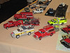 Assorted large scale models.