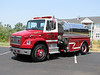 Wallingford, CT (North Farms Fire co.) Tanker 7 - 2002 Freightliner/4guys 2000 gallon