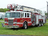 Brooklyn, CT Mortlake Fire Co. Ladder 190 - 2001 Pierce Dash 105' 1500/300/30F (Photo #1)