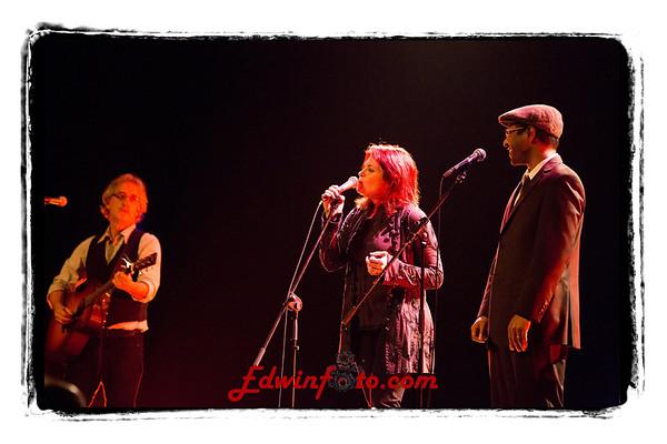 Rosanne Cash @ De Roma Antwerp