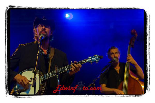 The Broken Circle Breakdown Bluegrassband @OLT Rivierenhof