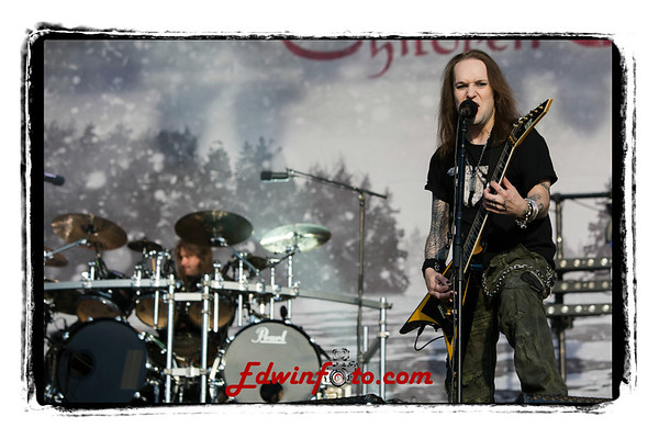 Children Of Bodom @ Sonisphere 2013