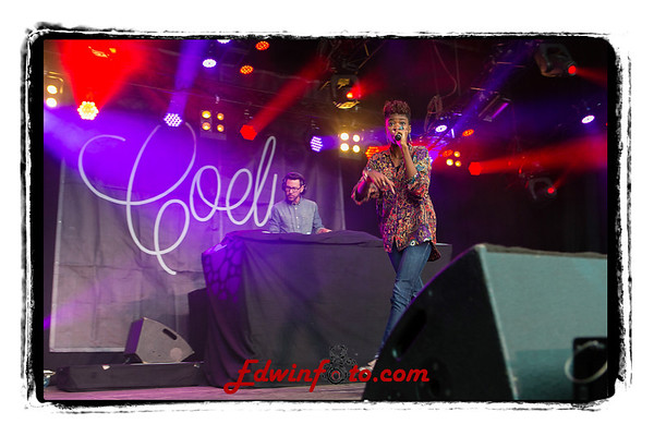Coely @ Hestival 2013