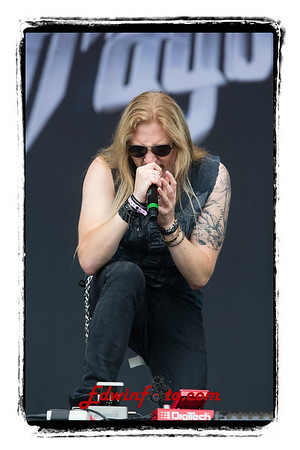 Dragonforce @ Sonisphere 2013