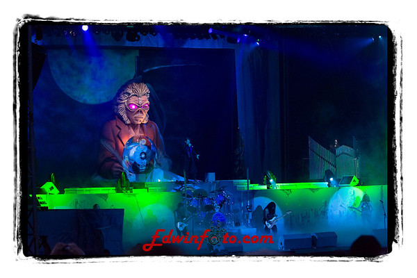 Iron Maiden @ Sonisphere