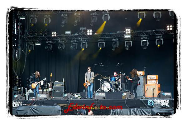 Metalnight @ Lokerse Feesten 2011