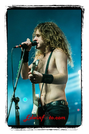 Airbourne @ AB Brussels