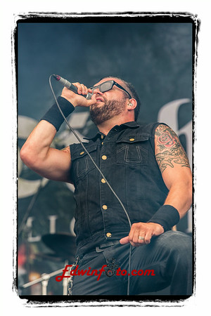 Diablo Blvd @ Alcatraz Metalfest 2014