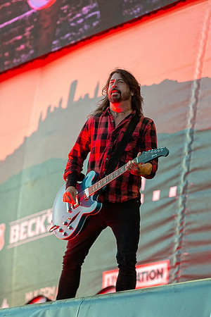 Foo Fighters @ Rock Am Ring 2018