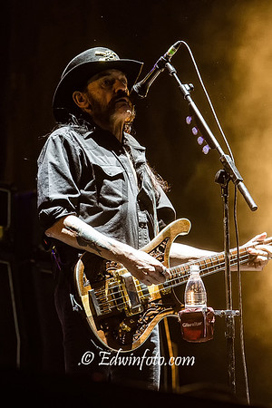 Motörhead @ Rock Am Ring 2015