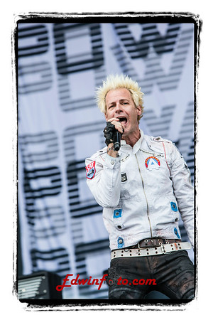 Powerman 5000 @ Rock al Ring 2014