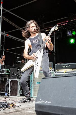 Vanderbuyst @ Antwerp Metal Fest 2015