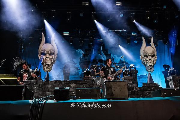 Trivium @ Alcatraz Metal Fest 2015