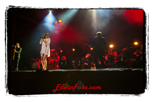 Hooverphonic @ Genk on Stage