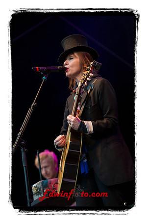 Suzanne Vega@ Genk on Stage