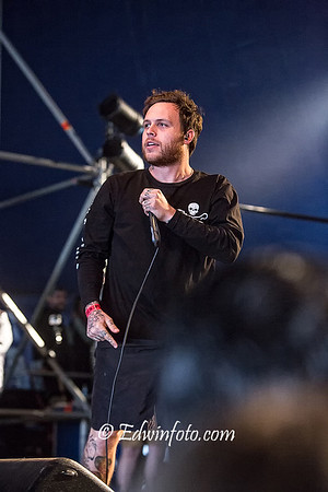Stick To Your Guns @ Groezrock 2015
