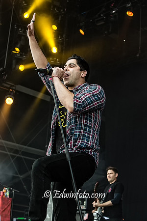 Zebrahead @ Rock Am Ring 2015