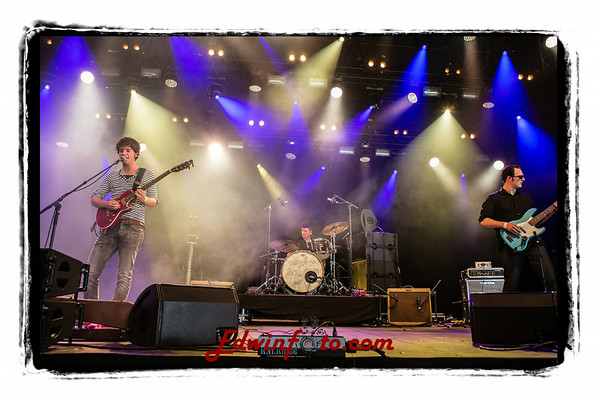 Band Of Eli @ Puurs Live 2014