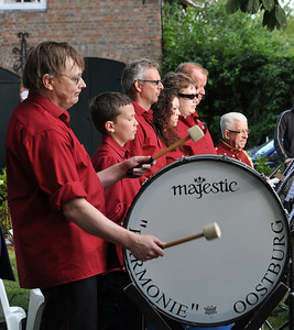 Muziekfestival Retranchement 2 juli 2011