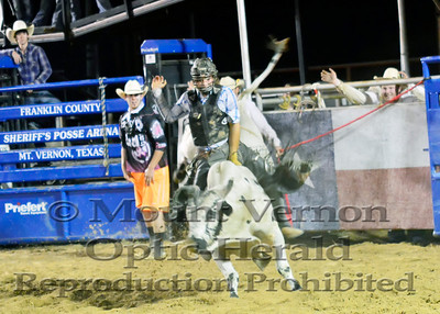 2013 Franklin County Sheriff's Posse Rodeo