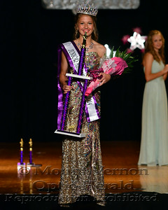 Junior Miss Mount Vernon 2014