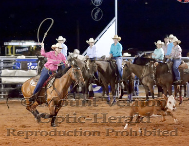 2017 Breakaway Roping Saturday 9/2/2017