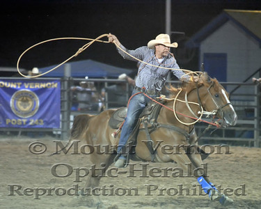 2017 Calf Roping Sunday 9/3/2017