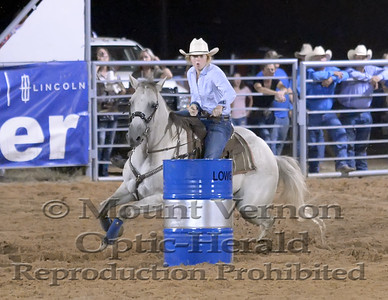 2017 Sr Barrel Racing Saturday 9/2/2017